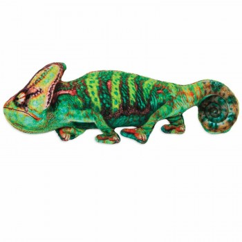 Petmate Jackson Galaxy Iguana Kick Ya Игрушка для кошек Ящерица, мягкая